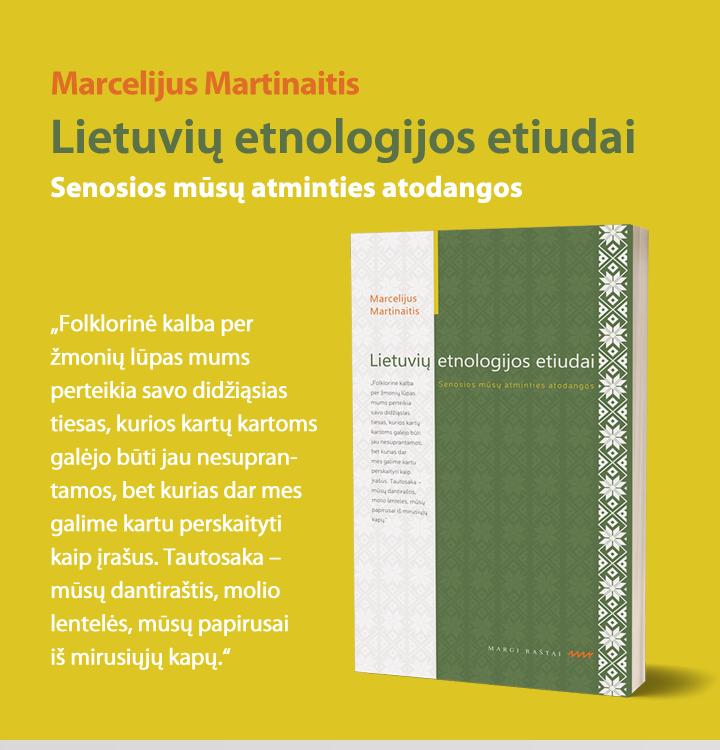 Lietuviu etnologijos etiudai MOB