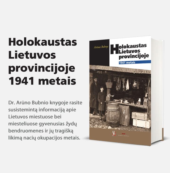 Holokaustas provincijoje_ MOB